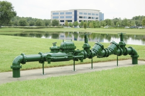 Backflow Prevention Device