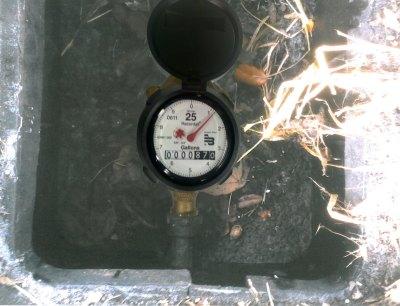 Meter in Meter Box