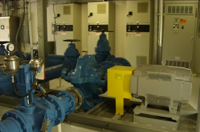 FGUA Water Pump