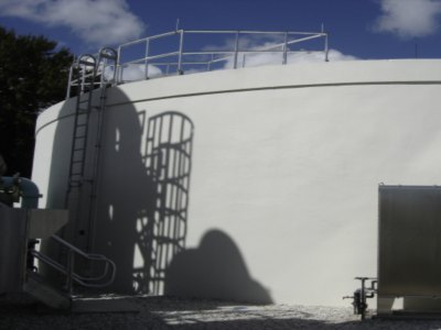 FGUA Water Storage Tank