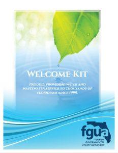 English Welcome Kit